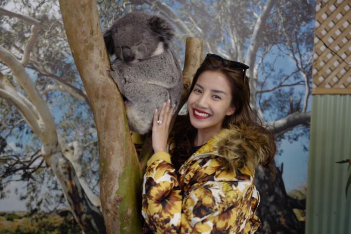 ถึงกับบ่นหนาว! ใบเตย อาร์สยาม ฉายเดี่ยวเที่ยวออสเตรเลีย