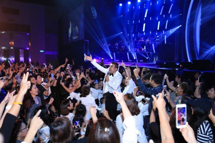 คุณภาพคับเวที! ปุ๊ ปาน ป๊อด ชวน ติ๊นา แอม แสตมป์ จัดเต็มใน Green Concert # 20 POOH PARN POD The 3 Masters