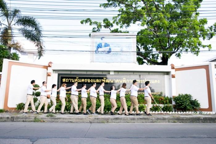 ดนตรีสื่อใจ ศิลปินพิการทางสายตา S2S ส่งพลังใจทั่วไทย ผ่านเพลงพระราชนิพนธ์ ยิ้มสู้