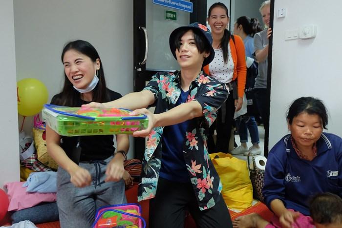 คชา นนทนันท์ สุดปลื้ม! ได้รับเลือกเป็น ทูตสร้างรอยยิ้ม จากมูลนิธิ Operation Smile