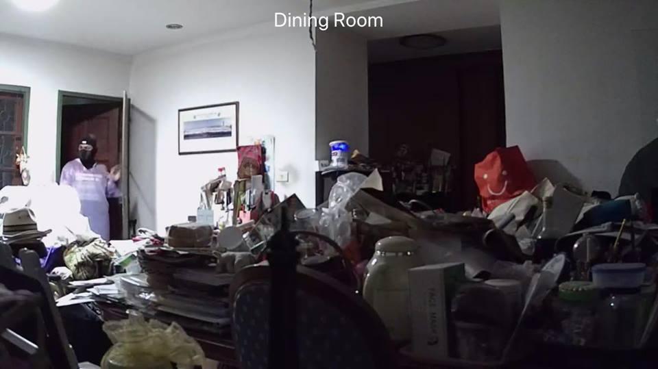 พัด มือกีตาร์วง MEAN เผยภาพ โจรขึ้นบ้าน เตือน! อย่าประมาท แม้มีกล้องวงจรปิด