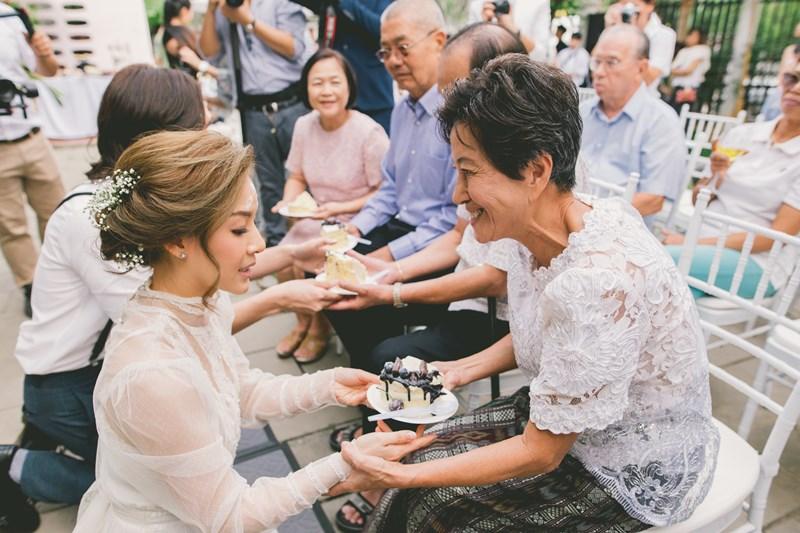 ภาพชัดจัดเต็ม งานแต่งงาน มน Room39 - ติณณ์ นภาลัย จัดพิธีเรียบง่ายในสวน บรรยากาศสุดอบอุ่น