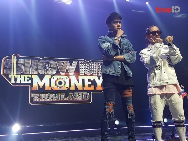 (คลิป) เปิดตัว 9 โปรดิวเซอร์ Show Me The Money Thailand สุดอลัง!