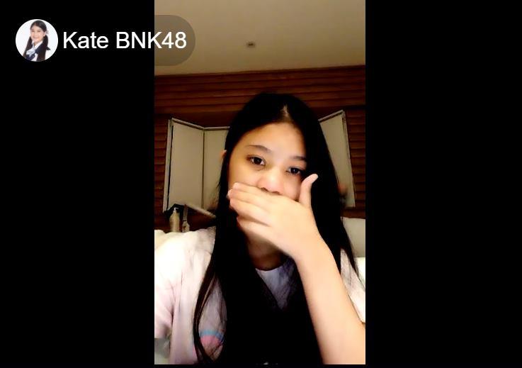 เคท BNK48 ปล่อยโฮ ขอเคลียร์! เสียใจ ถูกหาว่าเป็นเด็กเส้นบ้าง ไม่ได้รวยจริงบ้าง!