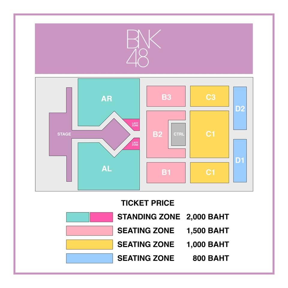 เตรียมตัวให้พร้อม! BNK48 1st Concert STARTO คอนเสิร์ตเต็มรูปแบบครั้งแรกของ BNK48