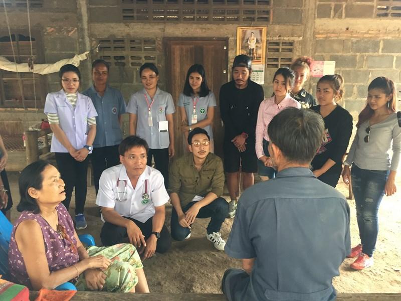4โค้ช และลูกทีม เดอะวอยซ์ ซีซั่น 6 ร่วมทำกิจกรรมช่วยเหลือสังคม ชวนซื้ออุปกรณ์การแพทย์ แก่โรงพยาบาลพนมดงรัก จ.สุรินทร์