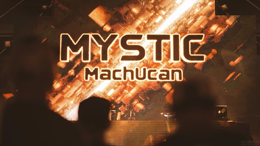 Phase One นำทีมดีเจสุดมัน ใน U Mystic Machucan ตะลุยดินแดนมาชูปิกชู