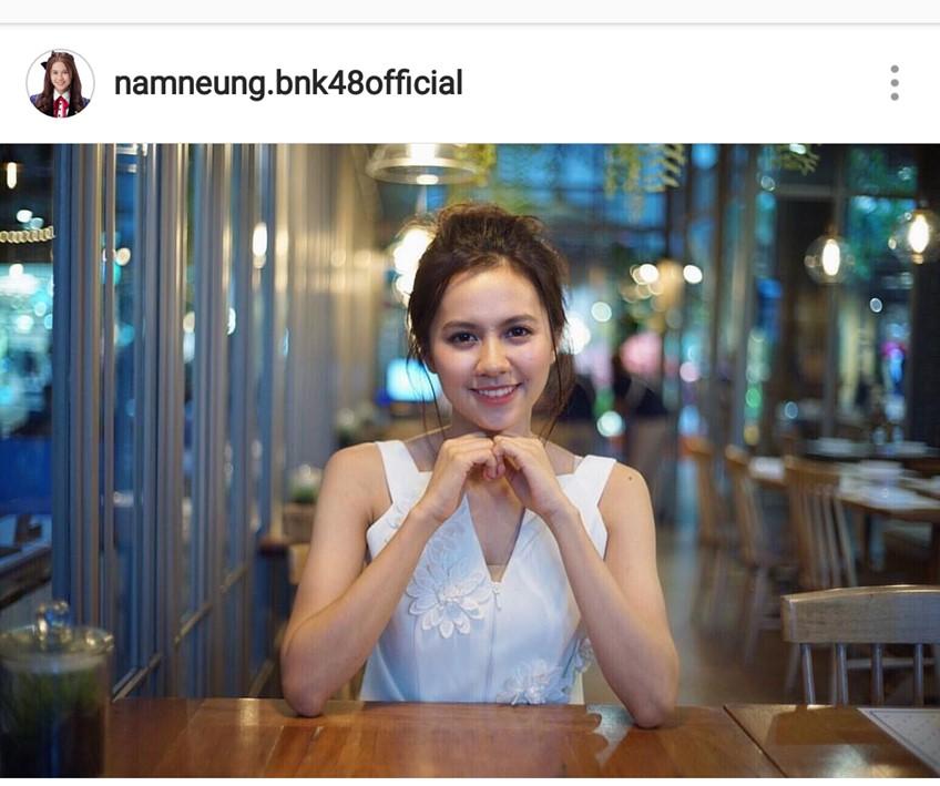 ไอดอลหรือนางงาม! น้ำหนึ่ง BNK48 หัวใจไทย ยิ่งรู้จักยิ่งหลงรักเธอ มิลิน!