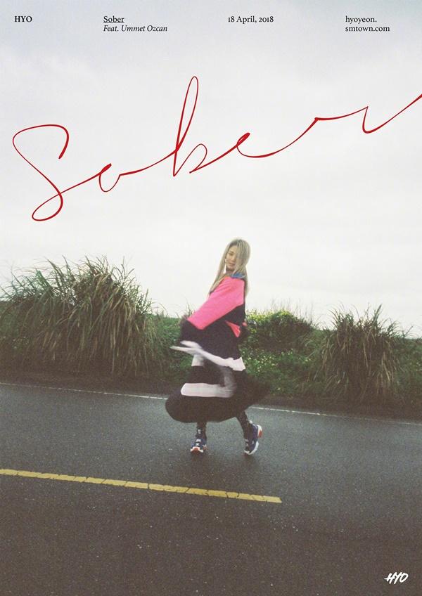 HYOYEON วง Girls' Generation กับบทบาทใหม่ในนาม 'DJ HYO' ปล่อยเพลงเดบิวต์ 'Sober' ออกมาสะกดใจแฟนเพลงทั่วโลก