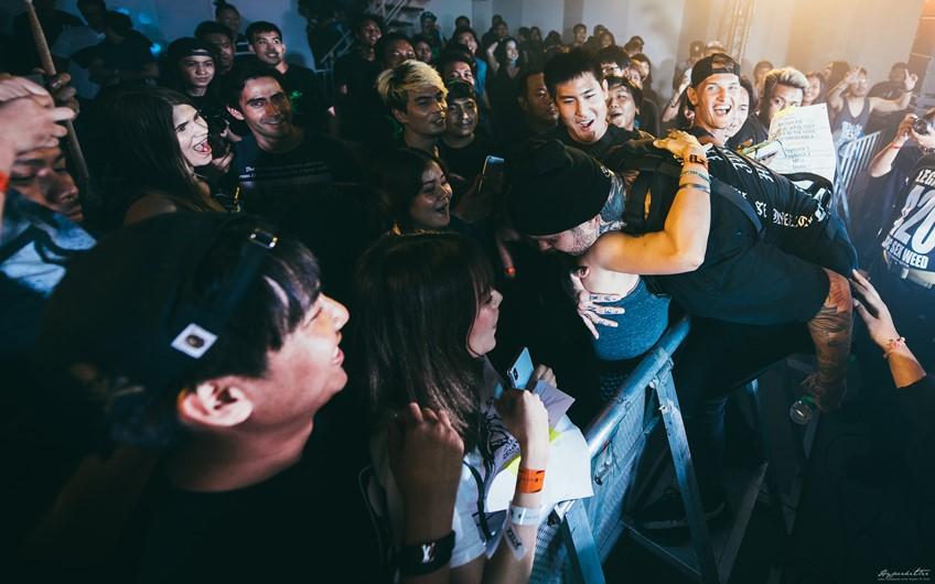 Last Fight For Finish ชวน Sunny Day โชว์เก๋า เล่นเปิด Attila Live in Bangkok 2018