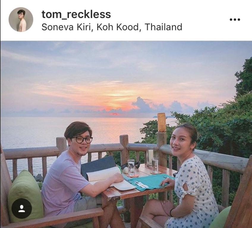 ฉ่ำมาก! ทอม Room39 ควงภรรยาสวีทเกาะกูด หวานขึ้นตาจริงพี่จ๋า!