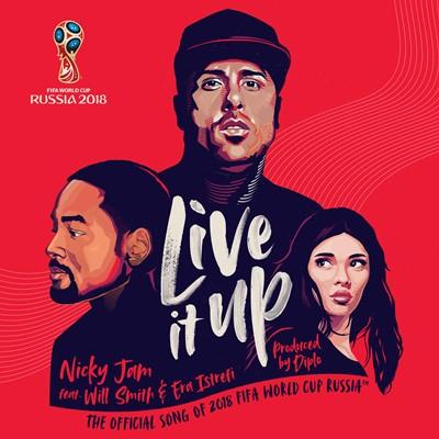 เปิดตัวอย่างเป็นทางการ! LIVE IT UP เพลงประจำการแข่งขันฟุตบอลโลก 2018 ที่ รัสเซีย