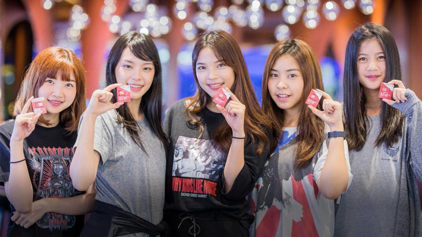 ปังมาก! สาวๆ BNK48 มั่นใจเครือข่ายทรูมูฟเอช ใช้ซิม เบอร์เป็น 1 เสริมมงคลชีวิต