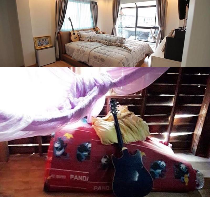 อย่าดราม่าห้องนอนหรู! เบิ้ล ปทุมราช เผยห้องนอนในอดีต ไว้เตือนใจ!