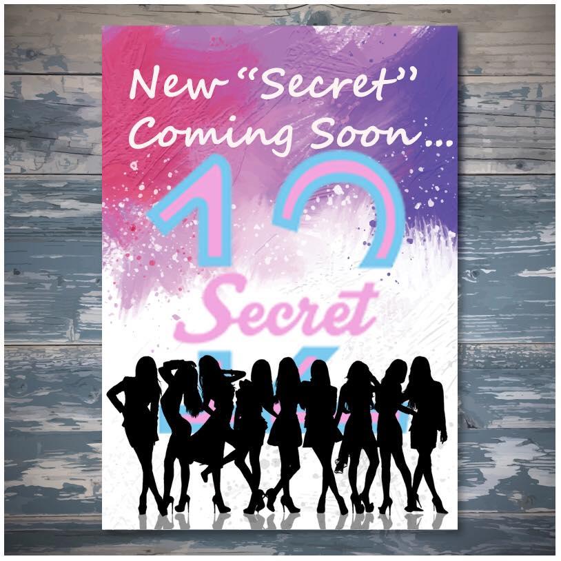วง Secret12 ไอดอลกรุ๊ปใหม่ของประเทศไทย