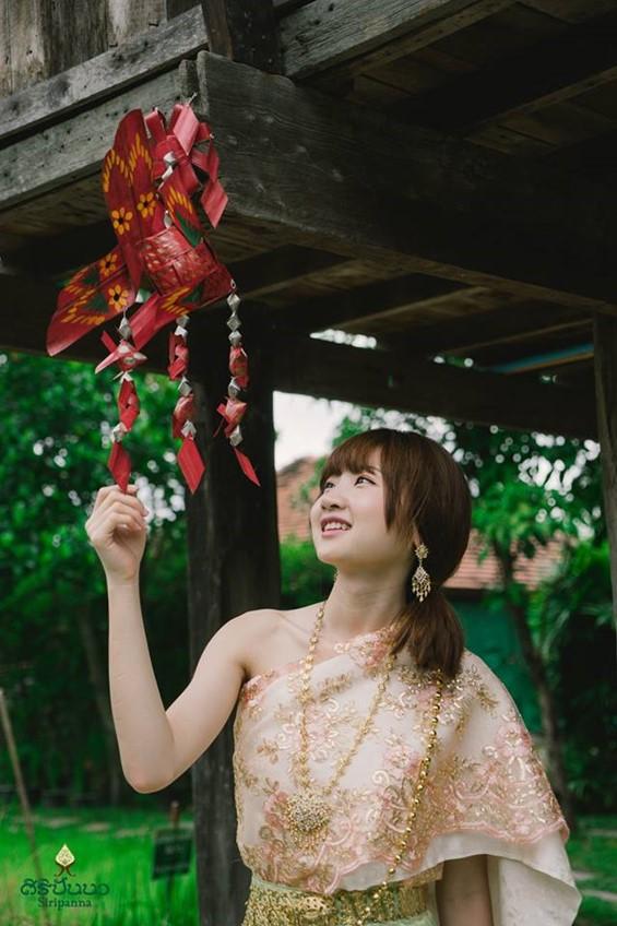 งดงามอย่างไทย 6 สาว BNK48 ในลุคชุดไทย ไม่ได้เห็นกันบ่อย ๆ นะจ๊ะ