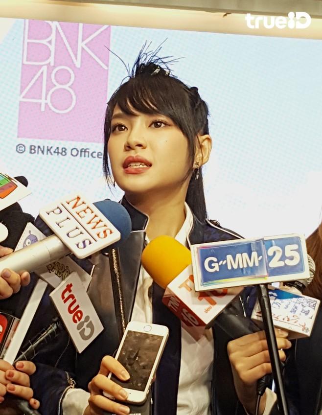 เฌอปราง พูดถึงดราม่า อร BNK48 ตอบโต้แฟนคลับแรง! (มีคลิป)