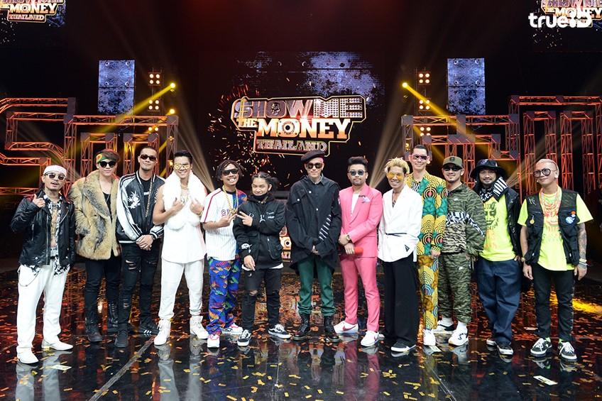 นิลโลหิต JIGSAW นายนะ จัดหนักโชว์สุดท้าย ลุ้นแชมป์! Show Me The Money Thailand คนแรก