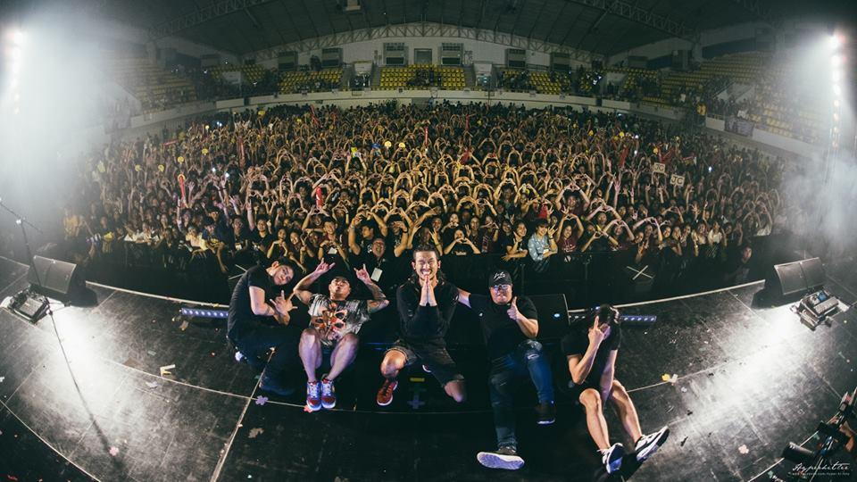 เริ่มแล้ว! คอนเสิร์ต Bodyslam TrueMove H presents Who We Are Campus Live 2018