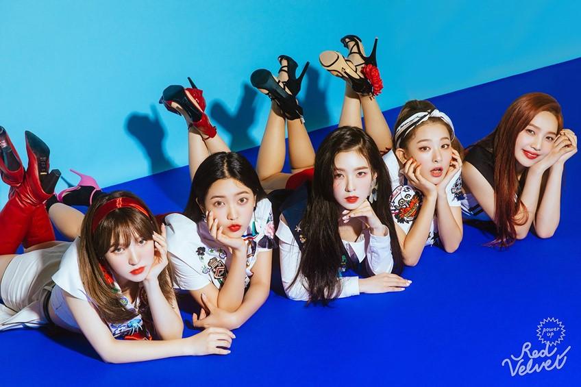 Red Velvet คัมแบ็ค! สาดความสดใส ใน Summer Magic ซิงเกิ้ลแรก Power Upแรงทุกชาร์ตเพลง!