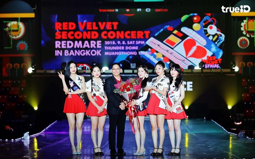 อบอุ่นสุดประทับใจ! Red Velvet บอกรักแฟน ๆ ผ่านคอนเสิร์ตครั้งแรกในประเทศไทย