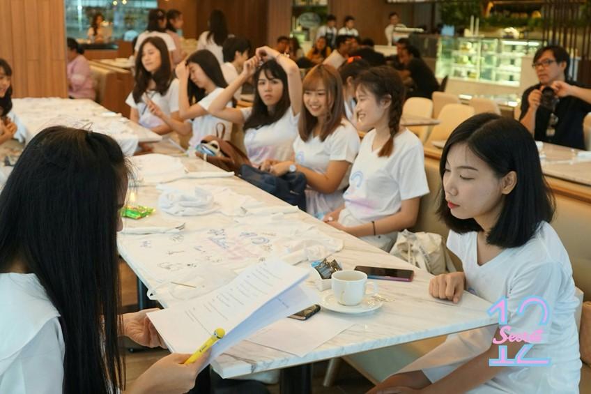 สัมภาษณ์พิเศษ ผู้เข้ารอบ 28 คนสุดท้าย SECRET12 วงไอดอลน้องใหม่ของไทย (มีคลิป)