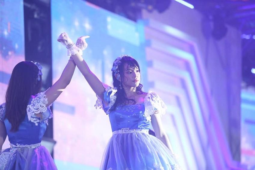 เฌอปราง BNK48 พูดถึงเพลงคู่กับ มิวสิค BNK48 ดีใจที่มีภาษาไทยเพลง Temodemo no namida