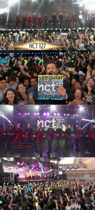 NCT 127 คัมแบ็ค! พร้อมสมาชิกใหม่ JUNGWOO เปล่งประกายในระดับโลก โปรโมทในสหรัฐอเมริกา