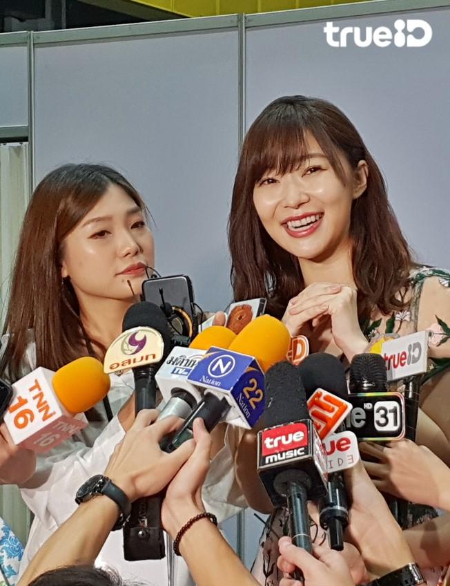 คลิปสัมภาษณ์พิเศษ ซาชิฮาระ ริโนะ หรือ ซัซชี่ HKT48 บินลัดฟ้ามาไทย ร่วมโชว์พิเศษกับ BNK48