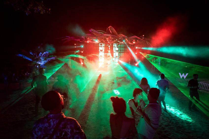 ดีเจไทย - เทศ ตบเท้าร่วมเปิดประสบการณ์ดนตรีและศิลปะในเทศกาลดนตรี มุยเฟสต์ 2018