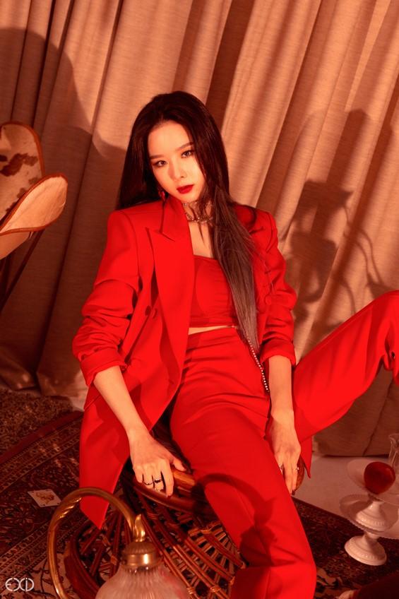 นักร้องเกาหลีสุดฮอต! EXID คัมแบ็คครบ 5 คน ด้วยความร้อนแรง! พร้อมซิงเกิ้ลใหม่ I Love You