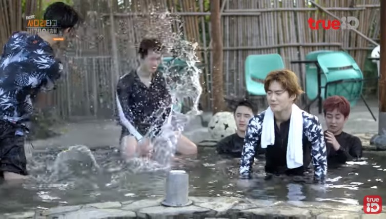 EXO เป็นวงตลก! EXO Ladder 2 ทีเซอร์ 3 รวมทุกความฮา งานนี้ต้องมีคนเสียน้ำตา!