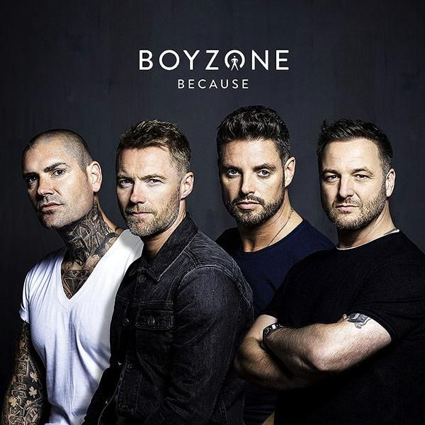 ทัวร์คอนเสิร์ตครั้งสุดท้ายของ BOYZONE วงบอยแบนด์ยุค 90s ระดับตำนาน