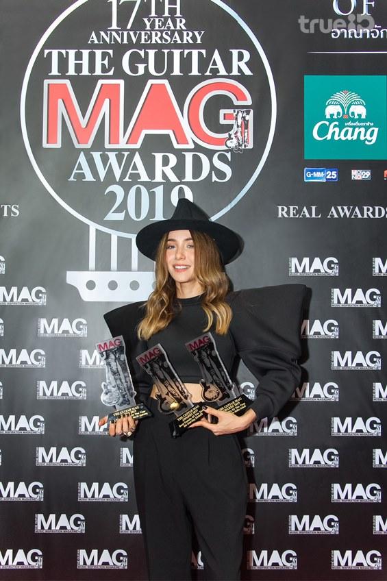 ศิลปินทั่วฟ้าเมืองไทย ร่วมงาน The Guitar Mag Awards 2019 ประกาศรางวัลเพื่อคนดนตรี