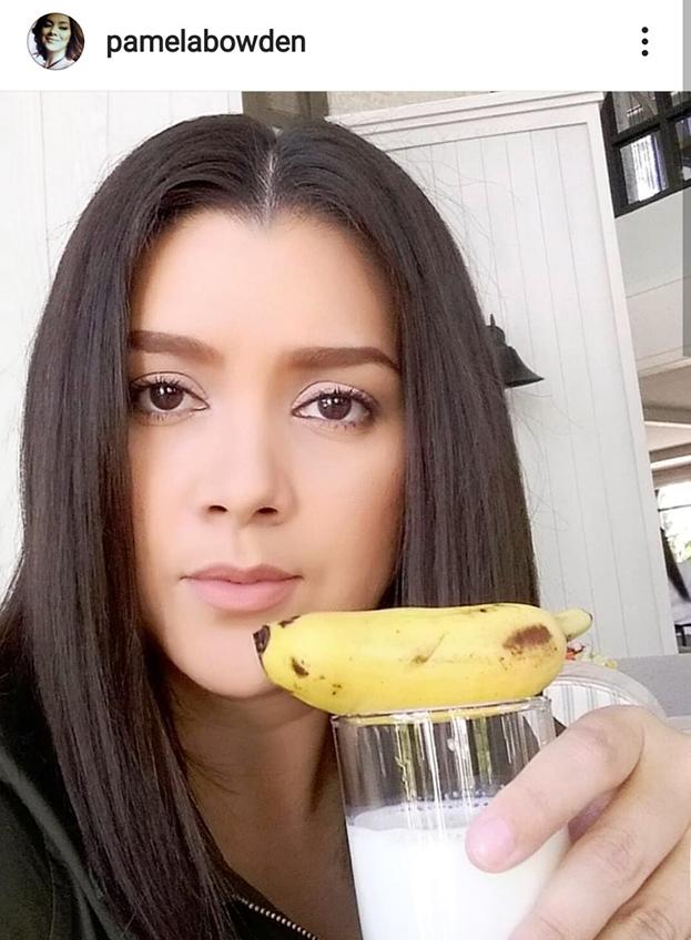 จำกันได้ไหม! ลูกน้ำ พาเมล่า สะโพกทอร์นาโด วัย 46 สวยสดใสหน้าเด็กมาก