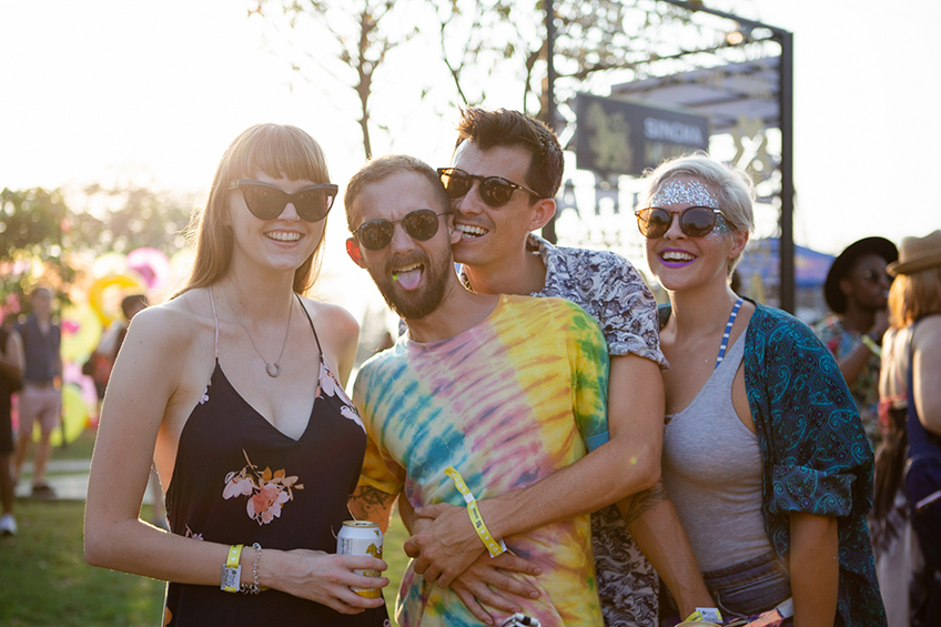 ประมวลภาพความมันส์ KolourIn The Park 2019 แฟนๆแต่งแน่นเข้าร่วมงาน