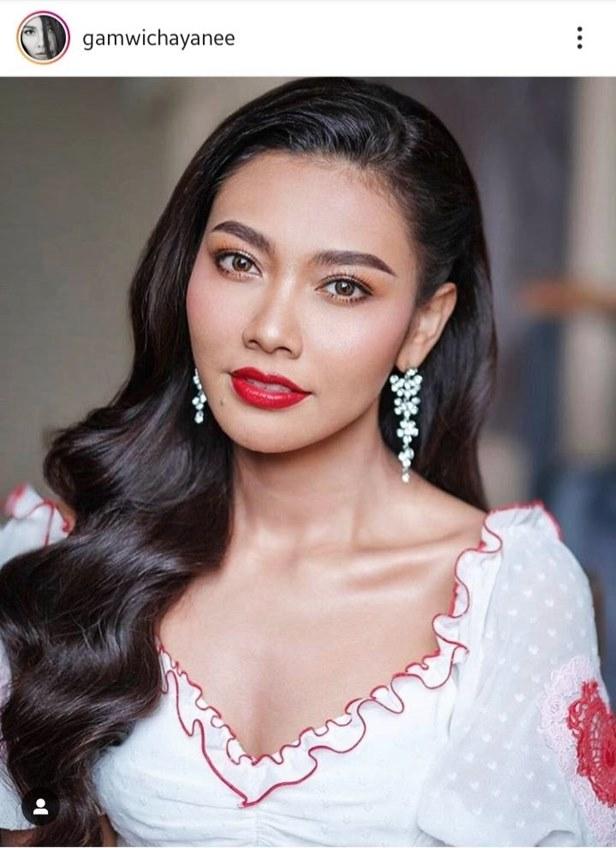 หนึ่งในไม่กี่คน! Wichayani แก้มนักร้องหญิงภาษาที่มีคุณภาพสวยงามยิ่งขึ้นทุกวัน!