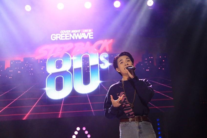 10เต็ม10! บุรินทร์ - โพลีแคต ดวลเพลงยุค 80 เขย่าเวที Cover night Live Step back 80