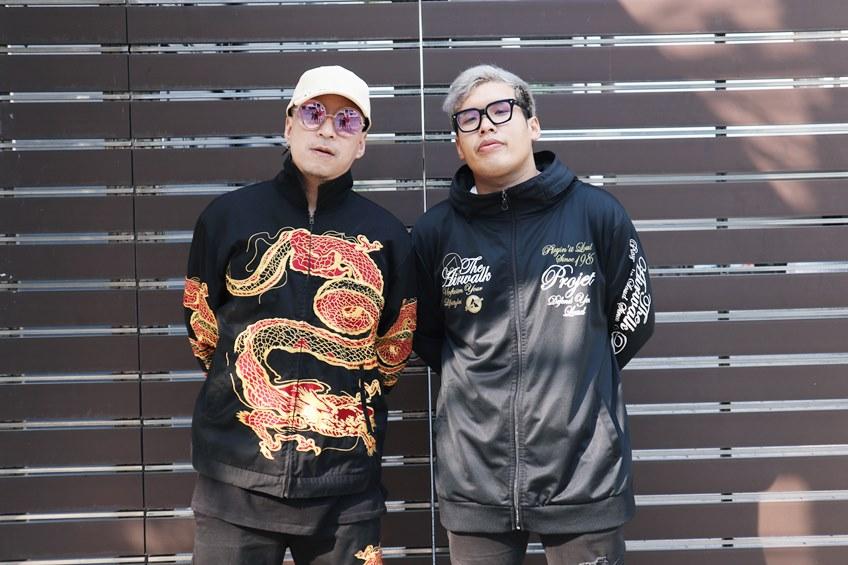 YAK COOL ยักษ์คู่ 2 Rapper ไฟแรง จาก Flyway Entertainment