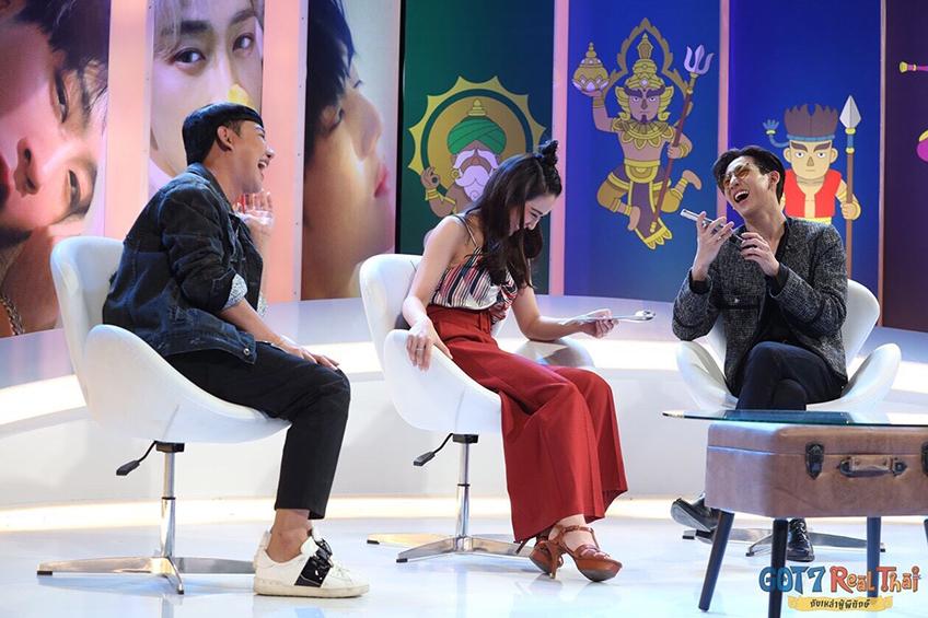 ฮาท้องแข็ง! GOT7 Real Thai EP.11 แบมแบม จัดหนักพิธีกรร่วมอีกแล้ว