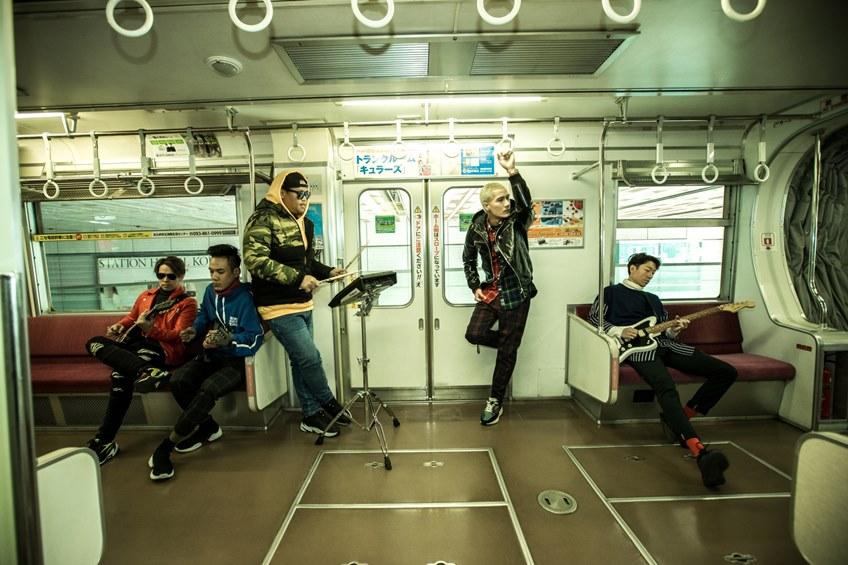 วงแคลช บุกญี่ปุ่น! ชวนพรรคพวก LONELY โสดให้สนุก! แฮ็ค นำทีมจีบสาว!