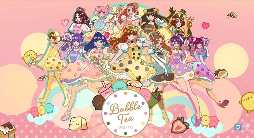 เอ็มวี ชาไข่มุก Bubble Tea - Sweat16!