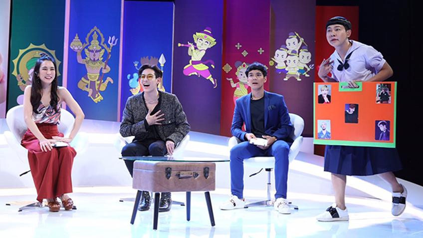 ขยี้ความฮา! GOT7 Real Thai EP. 12ดูย้อนหลัง หัวเราะให้ท้องแข็ง
