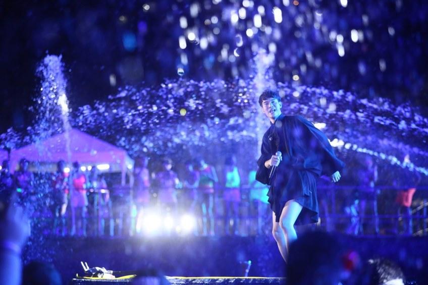 เก็บตกความมันส์! Songkran Color Splash Music Festivel สาดน้ำ สาดสี ดีเกินคาด
