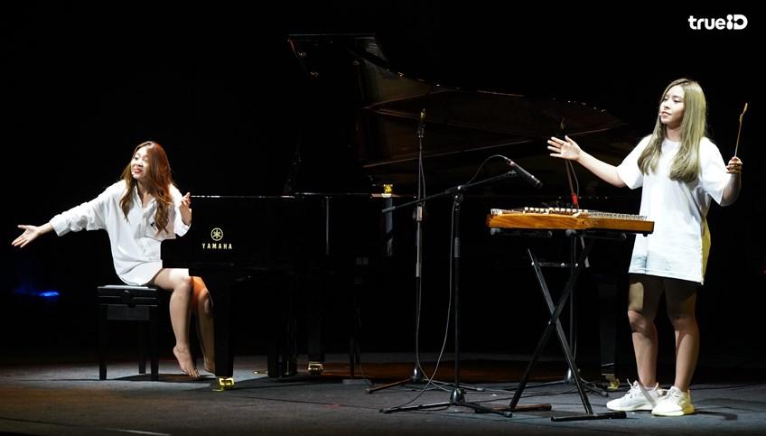 แก้ว BNK48 สอบผ่านฉลุย คอนเสิร์ตเดี่ยวครั้งแรก A Passage to Fly (มีคลิป)