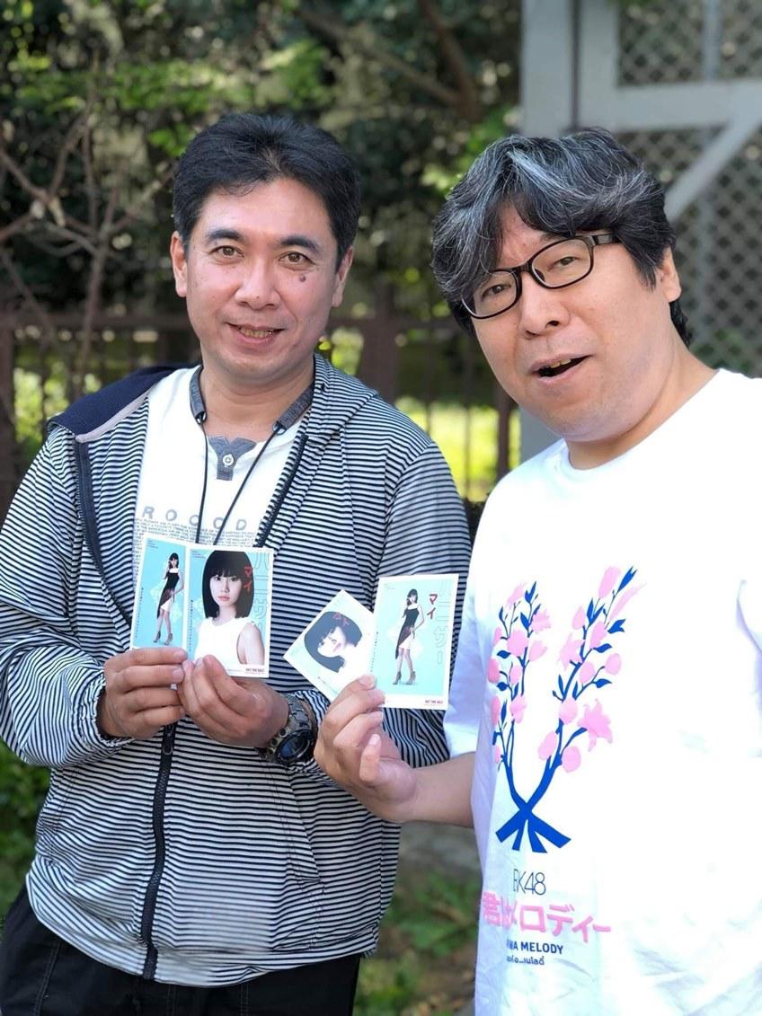 โดนใจคนญี่ปุ่น! 6 สาว BNK48 แจกความสดใส ที่งาน Thai Festival Tokyo 2019