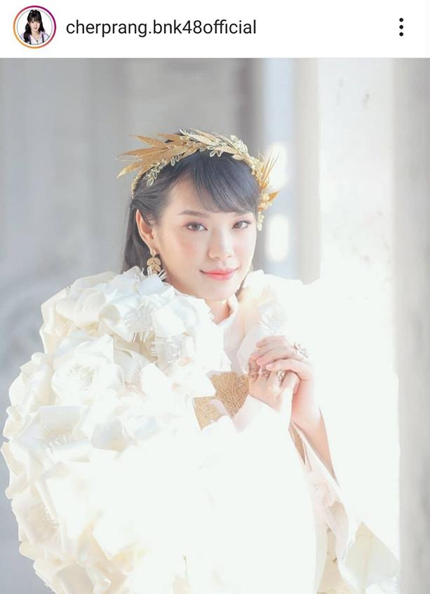 ละมุน! เฌอปราง หวานในชุดเจ้าหญิง สาวน้อยวัยใสแต่งลุคไหนก็สวย
