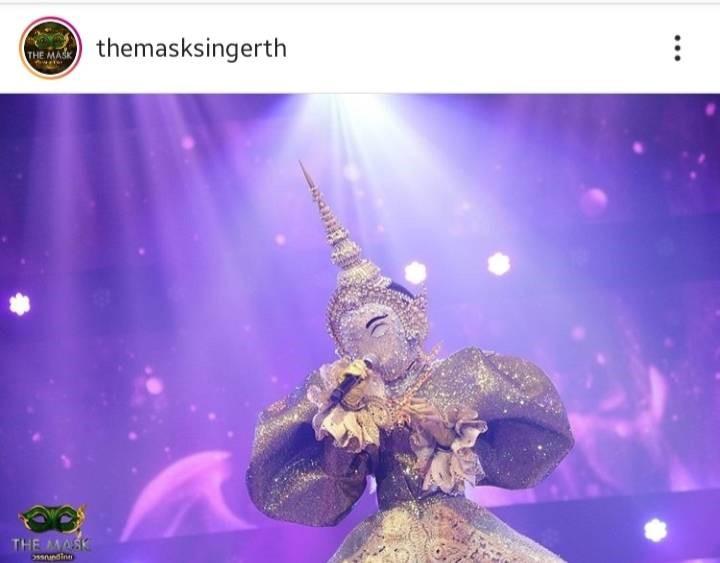 อีกหนึ่งความภูมิใจ! ลำไย ไหทองคำ ร่วมเวที THE MASK วรรณคดีไทย ได้รับคำชมทั้งโซเชียล!