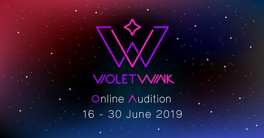 ใครอยากเป็นไอดอล! วง Violet Wink เปิดออดิชั่น ค้นหาไอดอลรุ่นใหม่มาเสริมทีม!