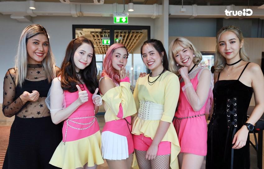 2 สาว อุ๊บอิ๊บ - จอย The Girlz ไม่ทิ้งฝัน ส่งต่อประสบการณ์ ปั้นศิลปินรุ่นใหม่เข้าวงการ!